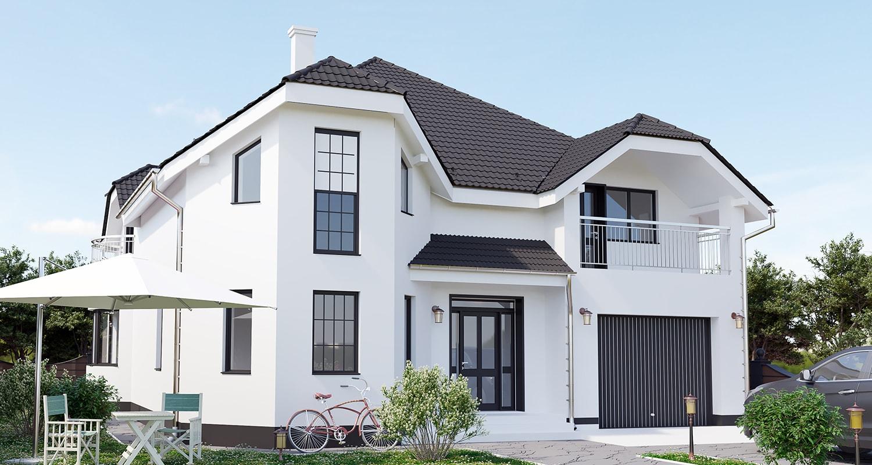 Строительство домов из газоблока - Новый Дом