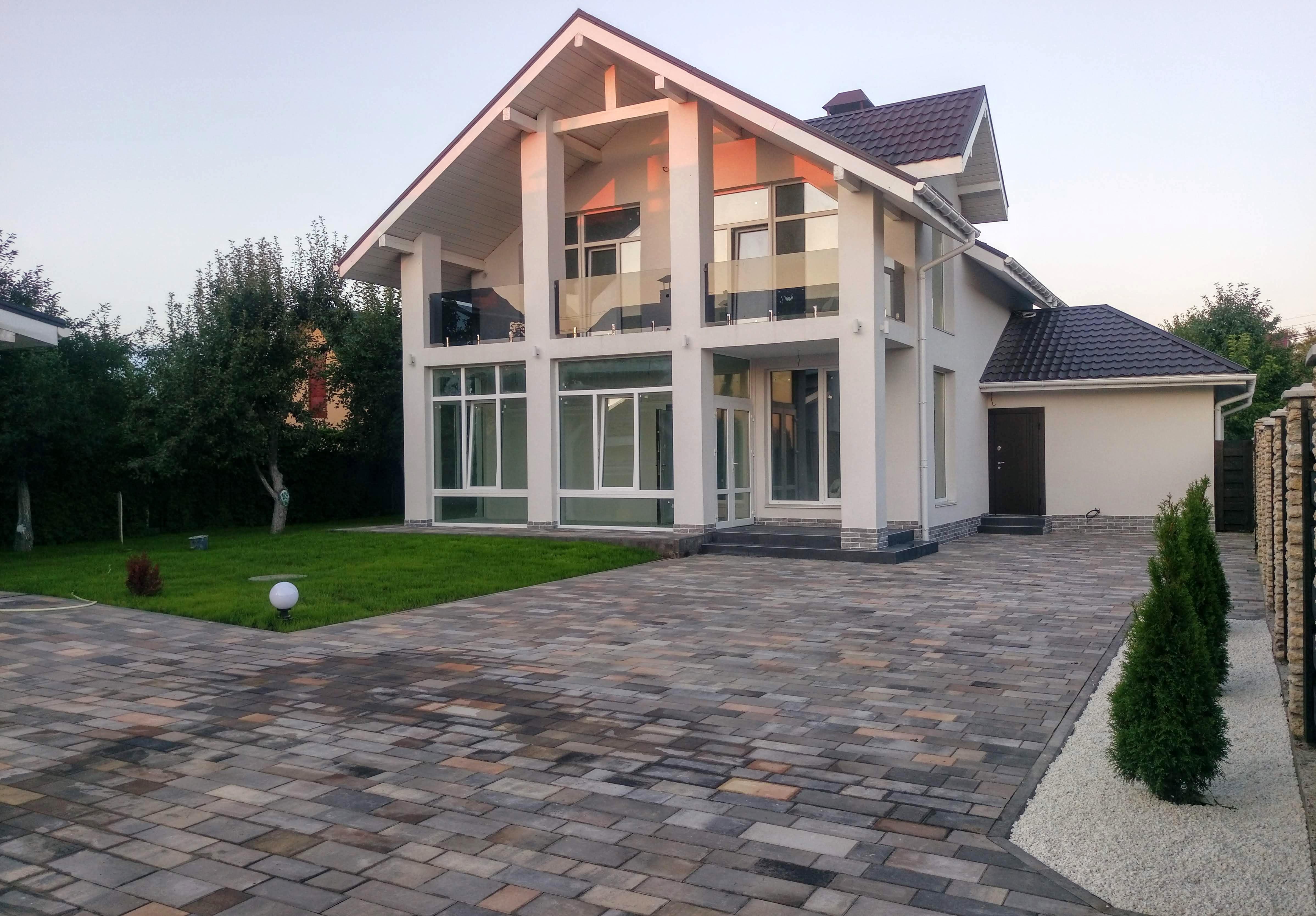 Строительство домов из пеноблока - Новый Дом