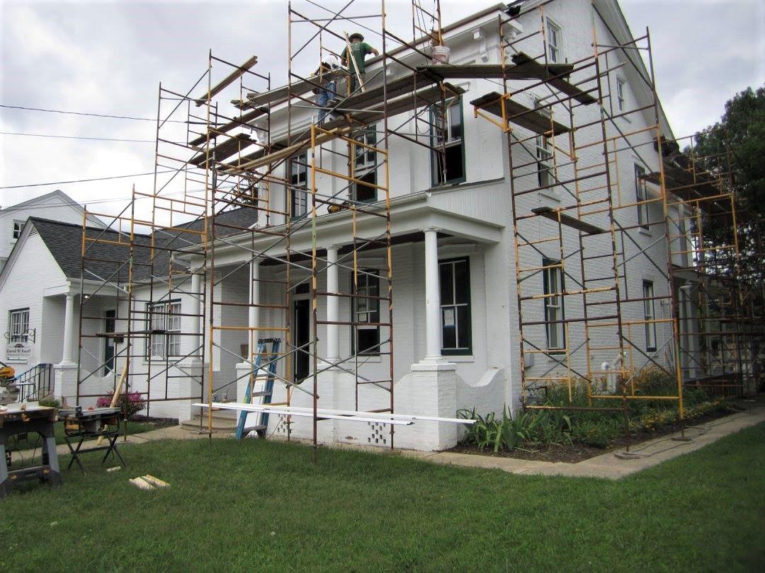 Реконструкция частных домов: дач, коттеджей, загородных домов